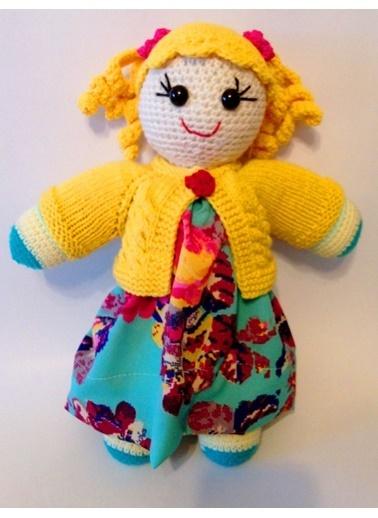 Damla Oyuncak Damla Oyuncak Oyun Arkadaşım Saçlı Renkli Kız Bebek Oyuncak Renkli